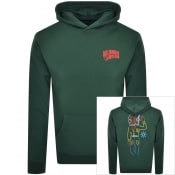 Product Image for Billionaire Boys Club Space Cowboy Hoodie Green