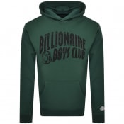 Product Image for Billionaire Boys Club Arch Logo Hoodie Green