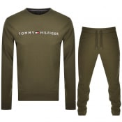 Product Image for Tommy Hilfiger Loungewear Tracksuit Green