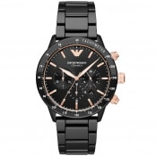 Product Image for Emporio Armani AR70002 Watch Black