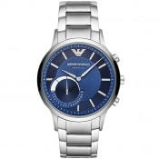 Product Image for Emporio Armani ART3033 Hybrid Smart Watch Silver