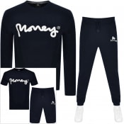 Product Image for Money Four Pack Tracksuit Navy