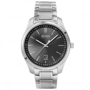 Product Image for BOSS 1513730 Master Watch Silver