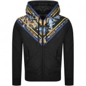 Product Image for Versace Jeans Couture Foulard Jacket Black