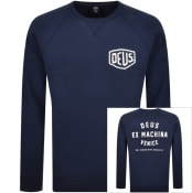Product Image for Deus Ex Machina Venice Sweatshirt Navy