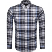 Product Image for Ralph Lauren Oxford Long Sleeve Shirt Grey