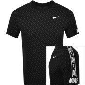 Product Image for Nike Repeat T Shirt Black