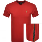 Product Image for Luke 1977 New Bently Taped T Shirt Red
