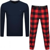 Product Image for Tommy Hilfiger Underwear Pyjama Set Navy