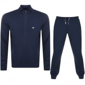 Product Image for Emporio Armani Lightweight Lounge Set Navy