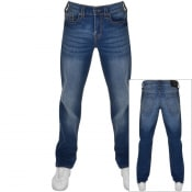 Product Image for True Religion Geno No Flap Jeans Blue