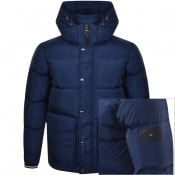 Product Image for Tommy Hilfiger Down Hooded Jacket Navy