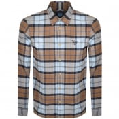 Product Image for Barbour Beacon Long Sleeve Tartan Shirt Blue