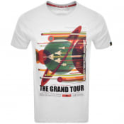Product Image for Alpha Industries Grand Tour T Shirt White