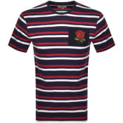 Product Image for Kent And Curwen Sandham T Shirt Red
