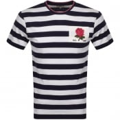 Product Image for Kent And Curwen Ratcliffe T Shirt Navy
