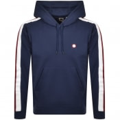 Product Image for Pretty Green Tilby Popover Hoodie Navy
