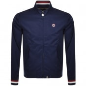 Product Image for Pretty Green Tilby Harrington Jacket Navy