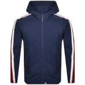 Product Image for Pretty Green Tilby Hooded Jacket Navy