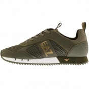Product Image for EA7 Emporio Armani LogoTrainers Green