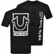 Product Image for True Religion Tyson Logo T Shirt Black