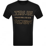 Product Image for True Religion Logo T Shirt Black