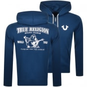 Product Image for True Religion Core Hoodie Blue