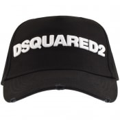 Product Image for DSQUARED2 Baseball Cap Black