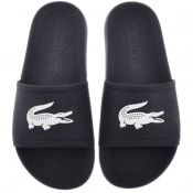 Product Image for Lacoste Croco Sliders Navy