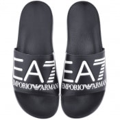 Product Image for EA7 Emporio Armani Visibility Sliders Navy