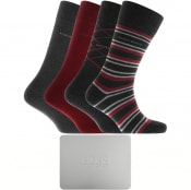 Product Image for BOSS Four Pack Sock Gift Set