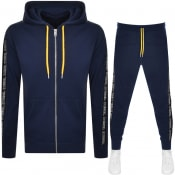 Product Image for Diesel Hooded Tracksuit Navy