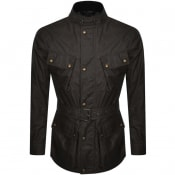 Product Image for Belstaff Trialmaster Waxed Jacket Green
