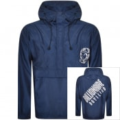 Product Image for Billionaire Boys Club Half Zip Jacket Navy