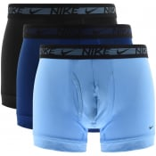 Product Image for Nike Flex Micro Boxer Trunks Blue