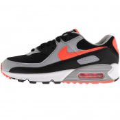 Product Image for Nike Air Max 90 Trainers Black