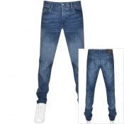 Product Image for BOSS Delaware Slim Fit Jeans Blue