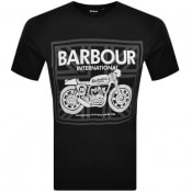 Product Image for Barbour International Igniter T Shirt Black