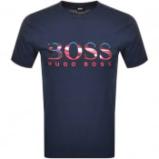 Product Image for BOSS Tee 3 T Shirt Navy