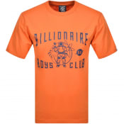 Product Image for Billionaire Boys Club Logo T Shirt Orange
