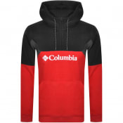 Product Image for Columbia Lodge Fleece Hoodie Red