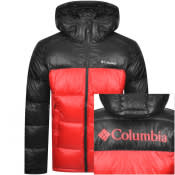 Product Image for Columbia Pike Lake Hooded Logo Jacket Red