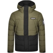 Product Image for Timberland Puffer Jacket Green