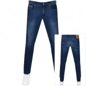 Product Image for Replay Grover Straight Jeans Blue