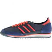 Product Image for adidas Originals SL 72 Trainers Navy
