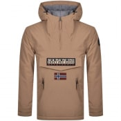 Product Image for Napapijri Rainforest Pocket Jacket Beige