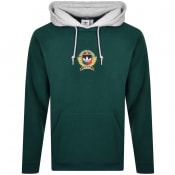 Product Image for adidas Originals Collegiate Crest Hoodie Green