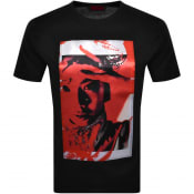 Product Image for HUGO Dangur T Shirt Black