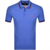 Product Image for BOSS Paddy Polo T Shirt Blue
