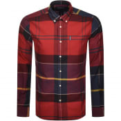 Product Image for Barbour Tartan 10 Check Shirt Red